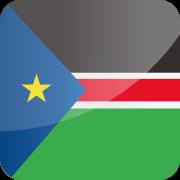 Drapeau Visa Soudan du Sud