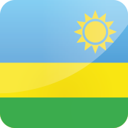Drapeau Visa Rwanda