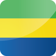 Drapeau Visa Gabon (E-VISA)