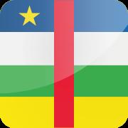 Drapeau Visa Centrafrique