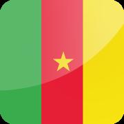 Drapeau Visa Cameroun