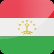 Drapeau Visa Tadjikistan (E-VISA)