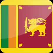 Drapeau eSri-Lanka (ETA)