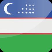 Drapeau Visa Ouzbékistan