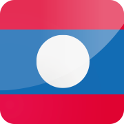 Drapeau eVisa Laos