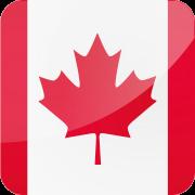 Drapeau Visa Canada (AVE)