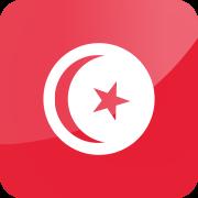 Drapeau Visa Tunisie