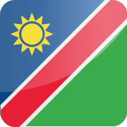 Drapeau Visa Namibie