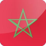 Drapeau eVisa Maroc