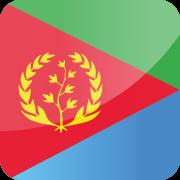 Drapeau Erythrée
