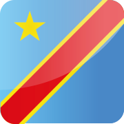 Drapeau Congo RDC