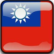 Drapeau Visa Taïwan