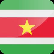 Drapeau eVisa Suriname
